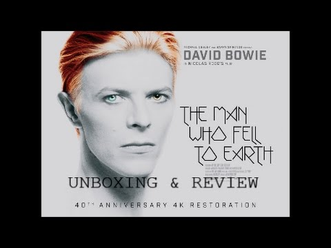 The Man Who Fell To Earth 40th Anniversary Edition Blu-Ray Box-set Review