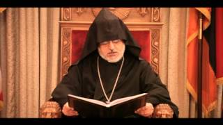 Christmas greeting from His Eminence Archbishop Oshagan Choloyan, 2013