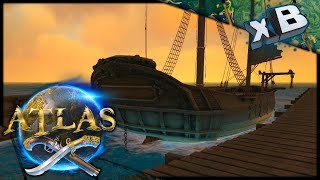 The Brigantine! :: [PE] Atlas Let's Play :: E07