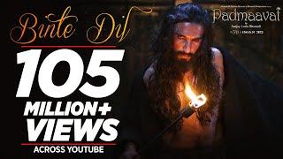 Nonton Padmaavat  Binte Dil Video Song   Arijit Singh   Ranveer Singh   Deepika Padukone   Shahid Kapoor Film Subtitle Indonesia Streaming Movie Download