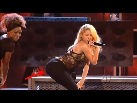 Shakira Sexy Shake (Ass Shaking) HD