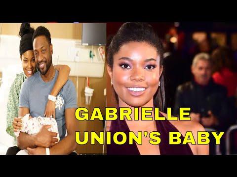 Gabrielle Union, Dwyane Wade Welcome a Daughter Via Surrogate