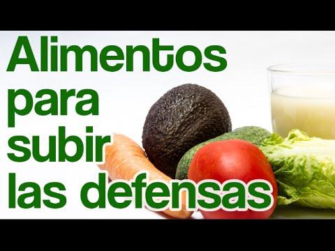 Cómo subir las defensas: los mejores alimentos para aumentar las bajas defensas | INNATIA.COM