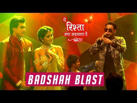BAADSHAH Performance At Kartik-Naira SANGEET | य