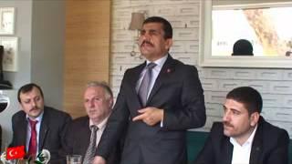MHP MYKÜyesi Erdem Karakoç Güngörende