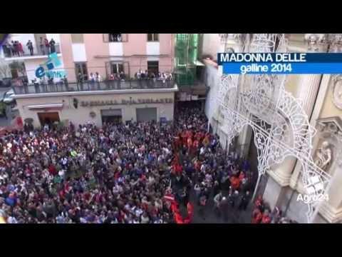 Festa Madonna delle Galline 2014 Pagani