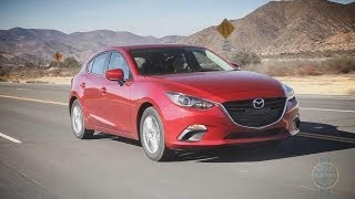 8. 2016 Mazda3 - Review and Road Test