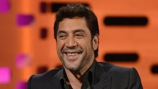 Daniel Craig and Javier Bardem's Hair - The Graham Norton Show - Series 12 Episode 2 - BBC One