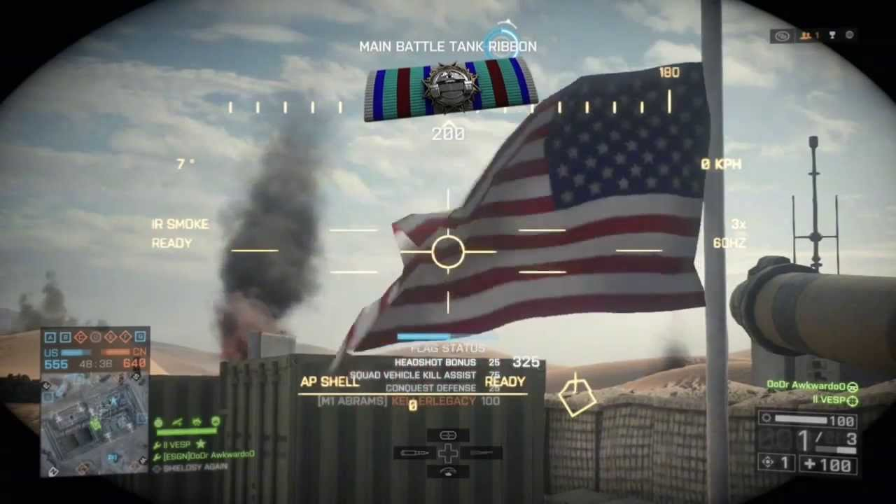 My luckiest kills in BF4 (last clip is a must see)