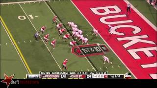 Rob Havenstein vs Ohio State (2013)