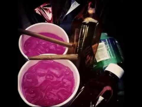 Louie $inatra x Purple weed Purple drink