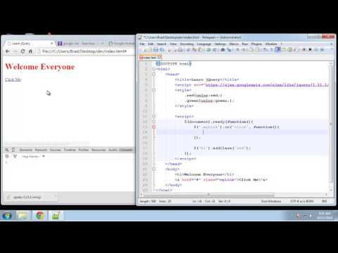 Learn jQuery by making a Content Slider - Part 2