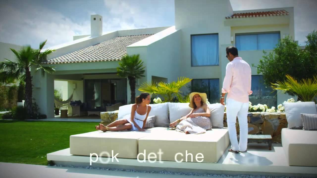 Stunning Contemporary villas on award winning Golf resort