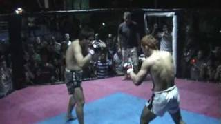  MMA   Vs  legacy gym 