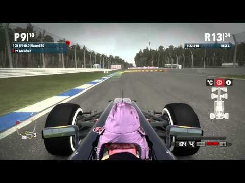 Lustiger F1-Film für unsere Oldies Fahrer