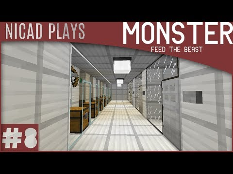 Feed The Beast Monster :: Advanced Genetics :: Episode 8