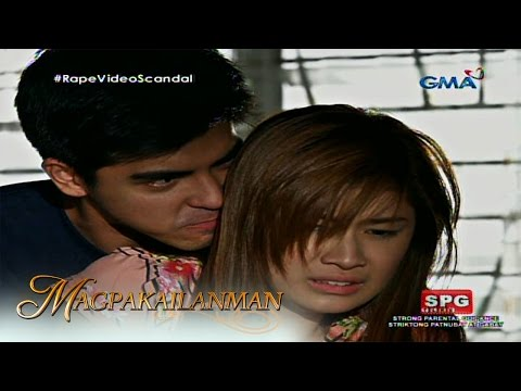 Video Magpakailanman: Mark Herras and Thea Tolentino on