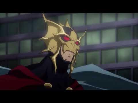 Ocean Master vs Justice League members