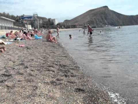 Название Видео - Центральный пляж (сентябрь 2011)