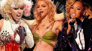 8 Most Memorable VMA Performances EVER