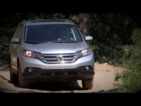 Honda CR V - http://www.TFLcar.com ) The 2012 Honda CR-V is all new from the ground up. It is one of Honda's best selling cars so you can bet that the company's enginee...