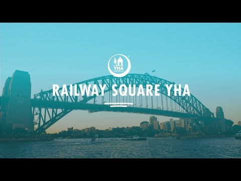 Vídeo de Railway Square YHA