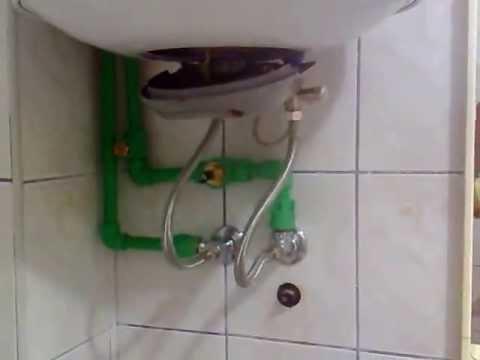 Solarno zagrijavanje tehnicke vode za kupatilo