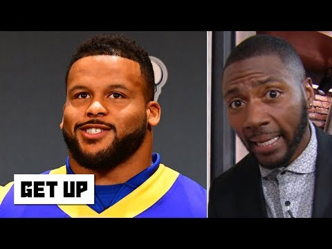 Video: Aaron Donald will win MVP and Defensive Player of the Year - Ryan Clark's NFL predictions | Get Up