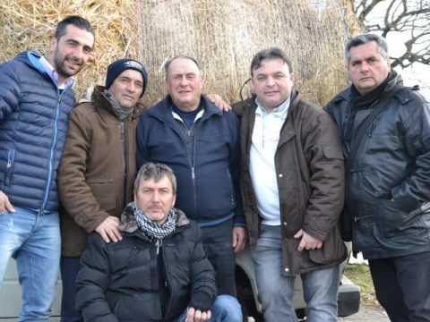 Partiti dal Vallo di Diano per aiutare le zone terremotate e Rigopiano