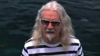Comedian Billy Connolly Talks about the Great Barrier Reef on a recent trip with Quicksilver Cruises.