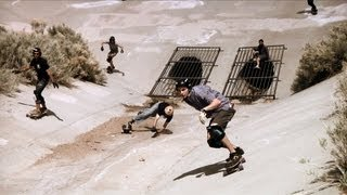 Video Ditch Slap 2012 - Longboarding In Ditches MP3, 3GP, MP4, WEBM, AVI, FLV Agustus 2017