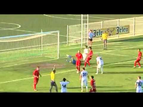 Penalty kick fail