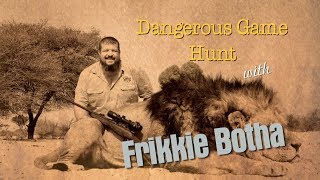 Video Frikkie Lion Hunt MP3, 3GP, MP4, WEBM, AVI, FLV Desember 2018