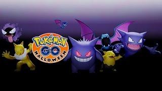 Pokémon GO Halloween + Atualização + Rastreadores by Pokémon GO Gameplay