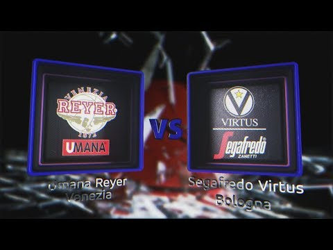 Virtus, gli highlights del match contro la Reyer Venezia