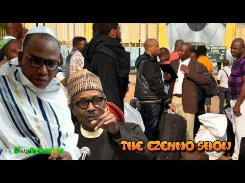 Join Nnamdi Kanu In Jerusalem If You Are Tired Of My Government -Buhari || The Ezenmo Show Ep 29