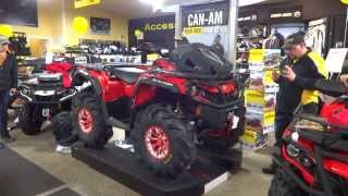 8. Power Store Edition 2014 Can Am 650 XT.