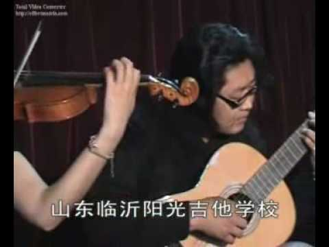Romeo & Juliet - classical guitar