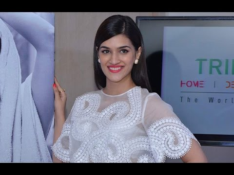 Kriti Sanon Strikes In Her New Look At Product Lau