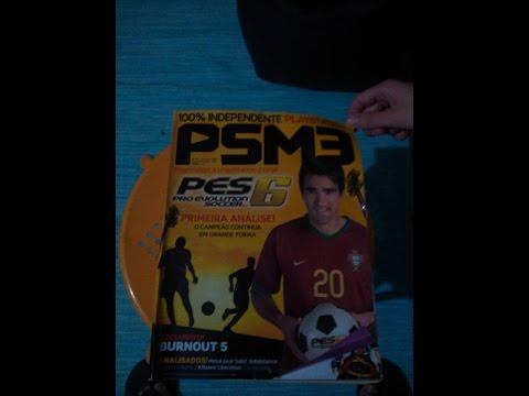 Revista: PSM3 #53 - PES 6