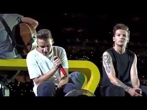 One Direction - Little Things  - Santa Clara, CA - 7-11-15 (видео)