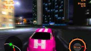 Street Racing Club videosu