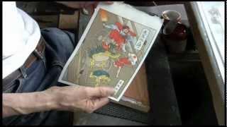 これはヤバイ!ゲームのキャラを浮世絵風にした絵がすごすぎる24枚