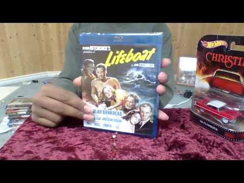 LIFEBOAT 1944 KL STUDIOS BLU-RAY UNBOXING REVIEW