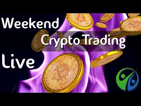 Crypto Trading Live | Bitcoin, Ethereum, Doge Coin Trading