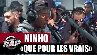 """Ninho reprend """"Que pour les vrais"""" de Rohff #PlanèteRap"""