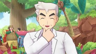 Log in to team up with Professor Oak & Mew in Pokémon Masters! by The Official Pokémon Channel