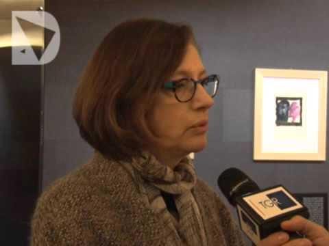ANNA TERESA MONTI SU MOSTRA DI YVES KLEIN - dichiarazione
