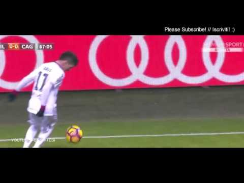 MILAN-CAGLIARI 1-0 08/01/2017  Highlight  full HD