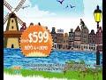 דילים לאמסטרדם - חבילות נופש ומבצעים להולנד